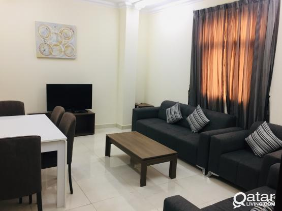 Beautiful Fully Furnished 2-Bedrooms Apartment