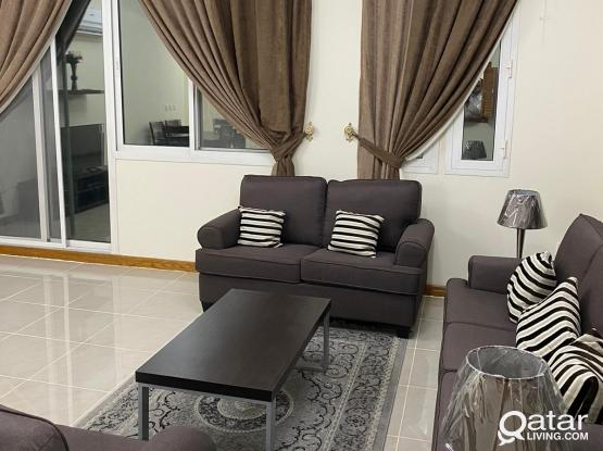 2 Bedrooms Fully Furnished