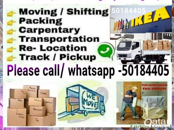 50184405-House,villa,store,office item shifting & moving ,carpenter & transport service..