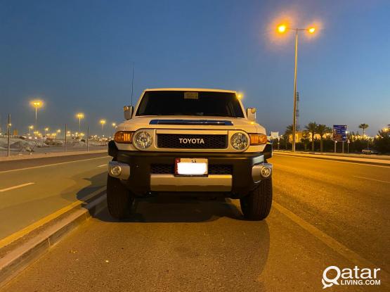Toyota FJ Cruiser Standard 2019