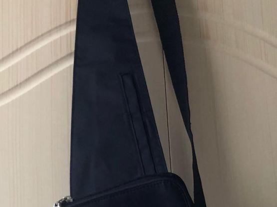 Tommy Hilfiger Navy Blue Waist/Cross  Body Bag