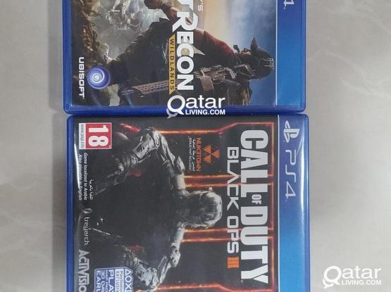 PS4 games swap or sell
