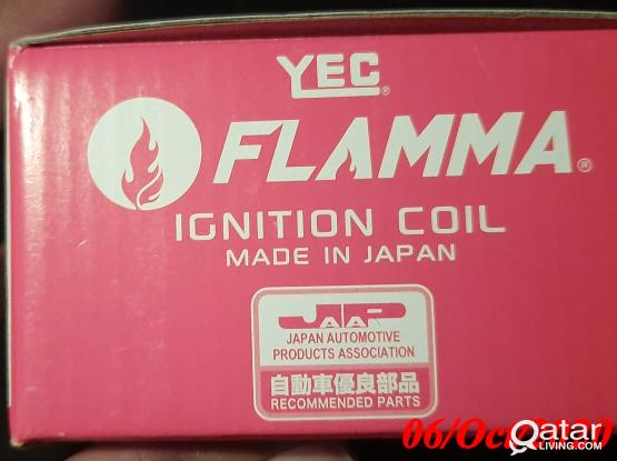 Nissan Tiida ignition coils