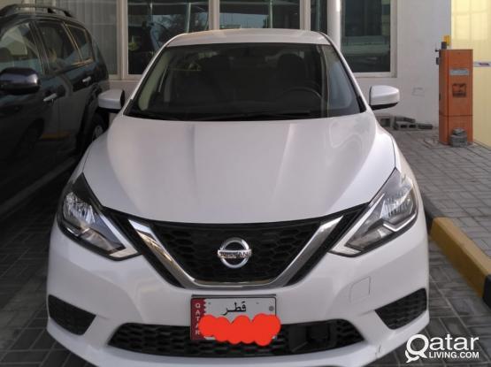 Nissan Sentra 1.6L 2019