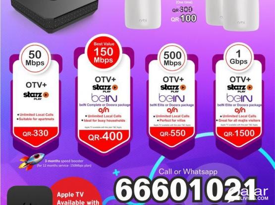 Ooredoo Home Broadband
