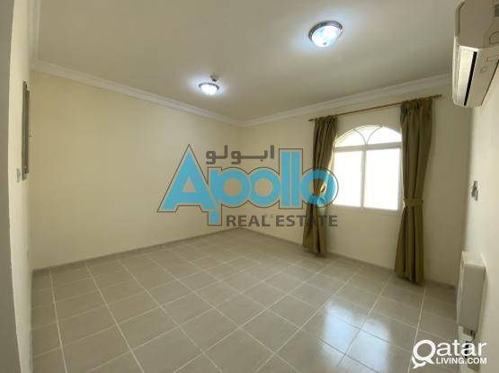 3BHK Unfurnished Apartment *NO COMMISSION*
