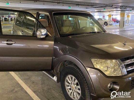 Mitsubishi Pajero 3.0L 2013