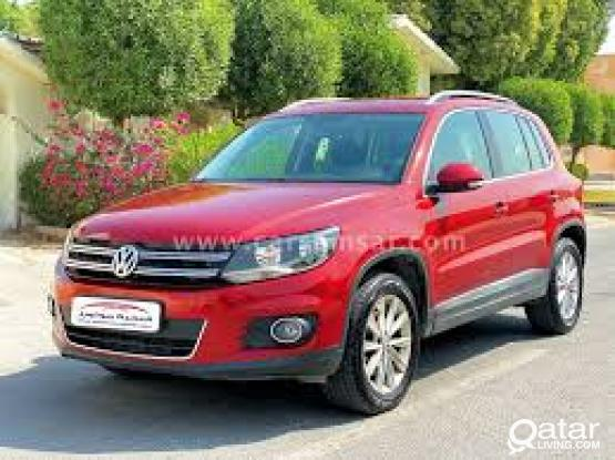 Rent a car for monthly  Vw Tiguan ,.,