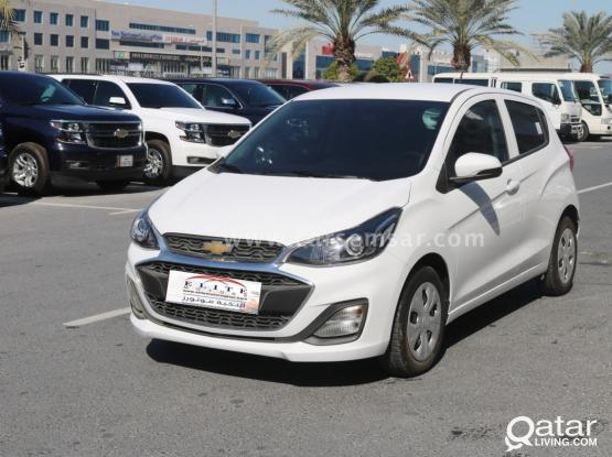 Rent a car for monthly  Chevrolet Spark---..