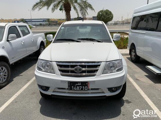 2020 TATA XENON 4X4 PICK UP -DIESEL - AVAILABLE FOR RENT
