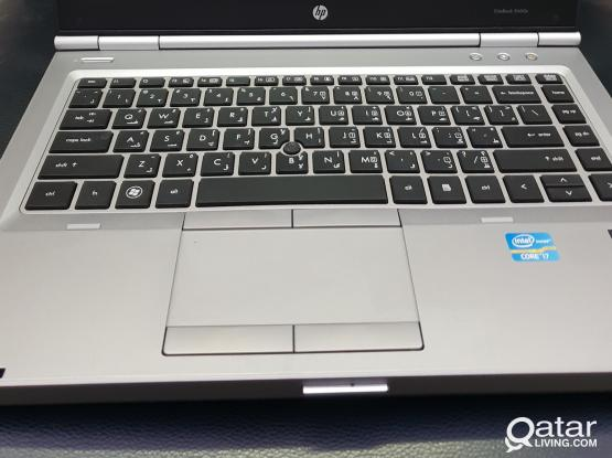 Hp-elitebook i7-6470M