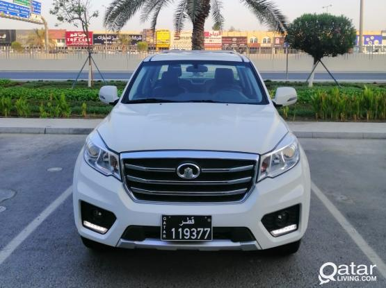 GREATWALL PICK UP 4X4 - FOR RENT
