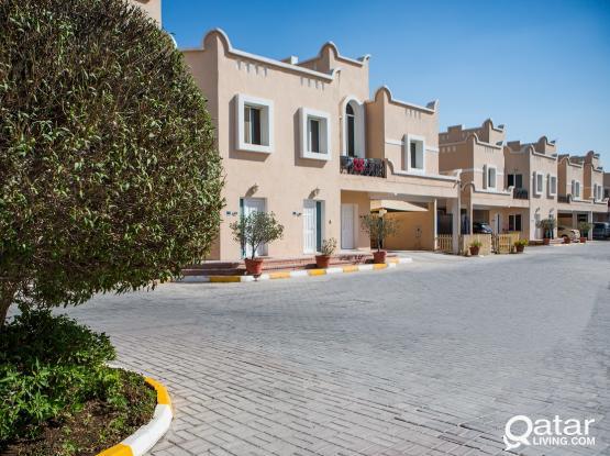 No Commission,  Bills Included, 2BR Semi furnished, big backyard - Behind Dar Al Salam Mall