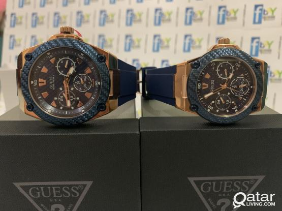 Original Guess - Couple Watch