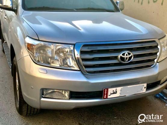 Toyota Land Cruiser VXR 2009