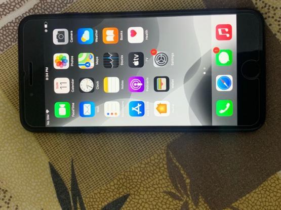 iPhone 7plus 128gb Jet black Perfect Condition