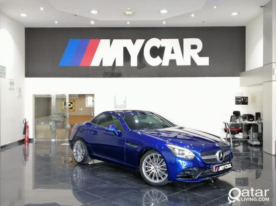 Mercedes SLC 300 2019