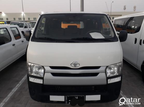Toyota Hi-Ace 2014