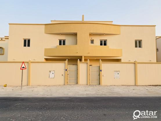 Brand new very spacious attractive beautiful 6 bhk stand alone villa available at Ainkhaled