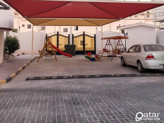 Unfurnished, 4 BHK Compound Villa in Aziziya