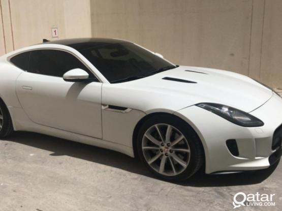 Jaguar F-Type Dynamic 2015