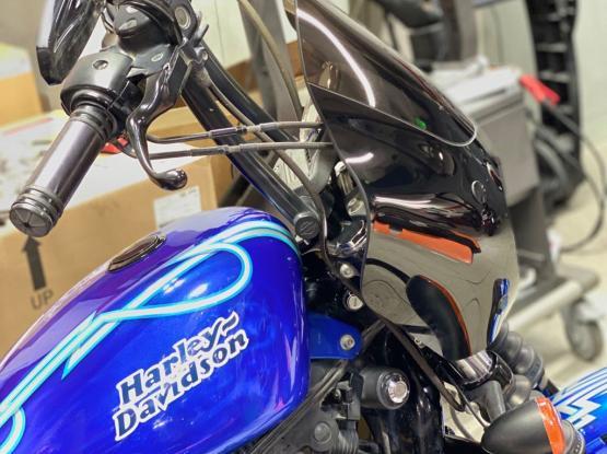 Harley Davidson Sportster 48 2013