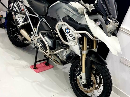 BMW F1200GS 2014