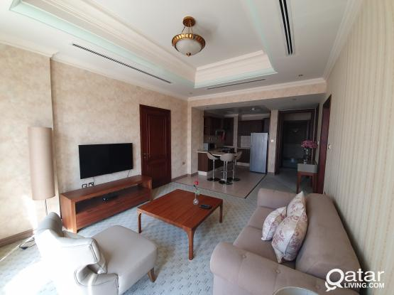 Luxurious 1BHK in Al sadd near  center point