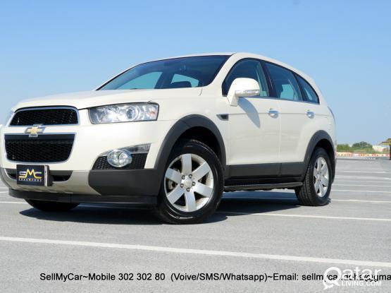 Chevrolet Captiva LTZ 2011