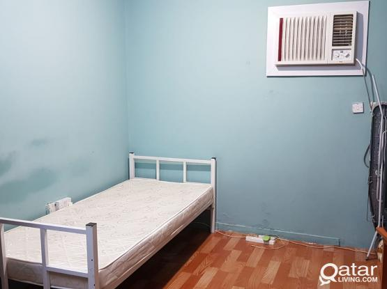 Furnished Independent Studio Executive Bed Space - Old Airport, behind Matar Qadeem Street