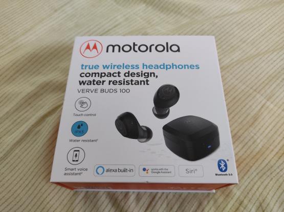 Motorola Verve Buds