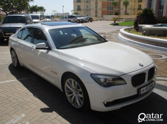 BMW 7-Series 740 Li 2011