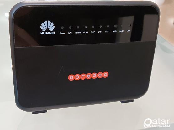 Huawei Ooredoo Router