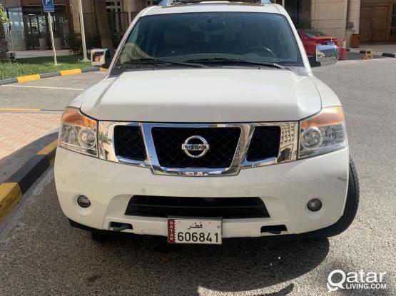 Nissan Armada LE 2015