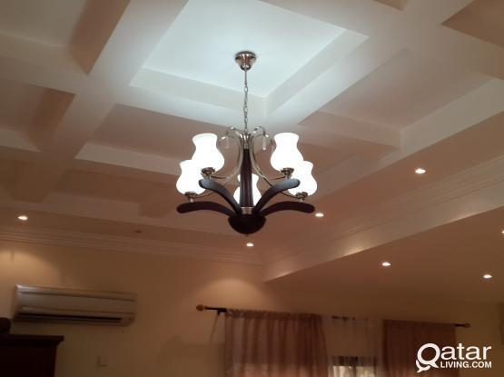 Luxury Villa in Al khor - For Rent - NO COMMISSION