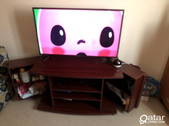 TV Cabinet & Center Table