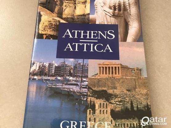 Travel Book Greece