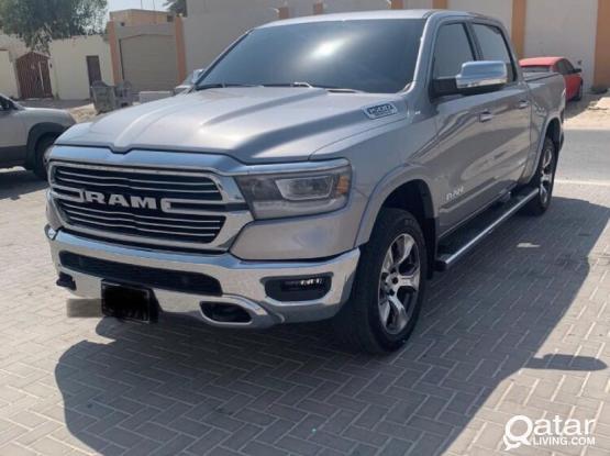 Dodge Ram Laramie 2019