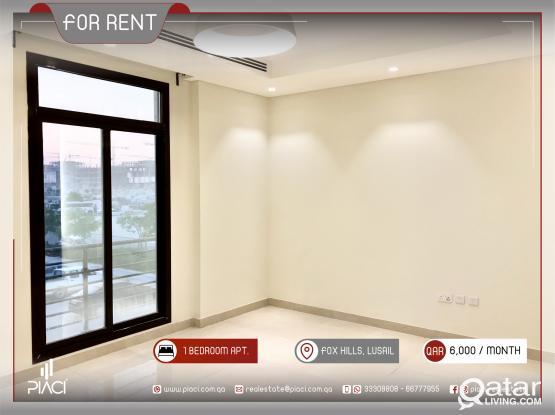 Distinctive Semi-Furnished 1 BD Apartment, Lusail