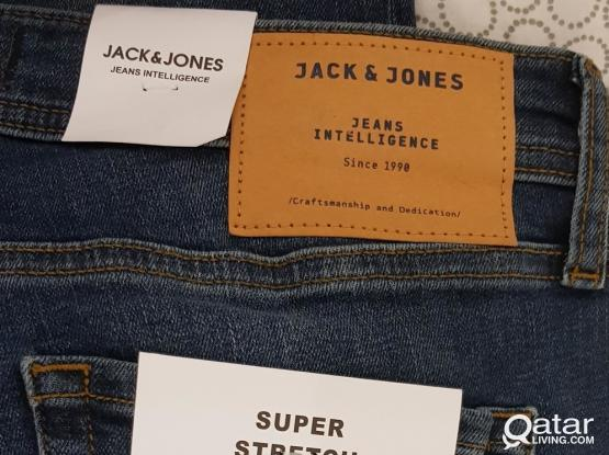 Jack& Jones 30 size skinny ripped Jeans NEW