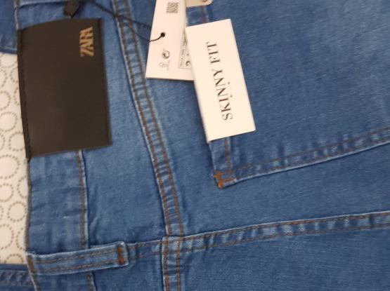 Zara 34 size skinny Jeans NEW