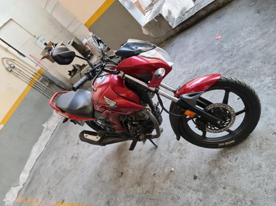 Honda Bikes HR-V 2018