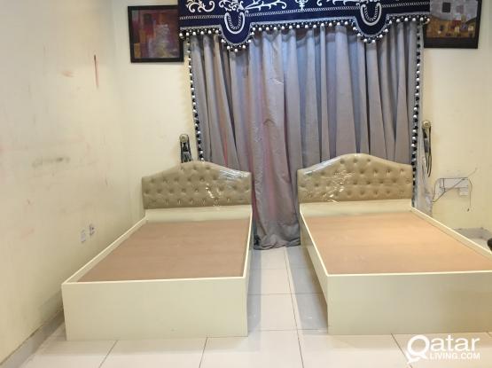 For sale 2 Single Bed frame
