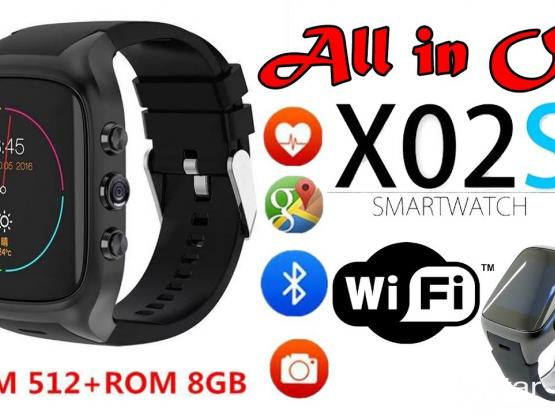 Smartwatch WiFi 512mb+8gb