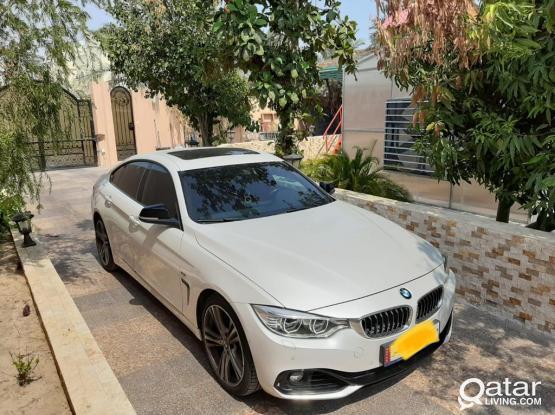 BMW 4-Series 435 i 2016