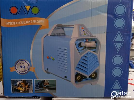Welding Machine including all accessories (Brand new) for Sale