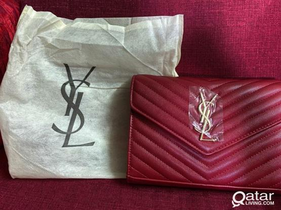 Brand new YSL luxurious Ladies bag.