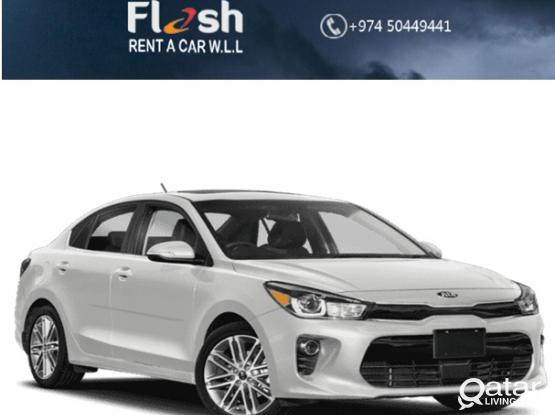 KIA RIO - 2018 (BRAND NEW) FOR RENT  Call:50447446 / 50449441 / 30834434