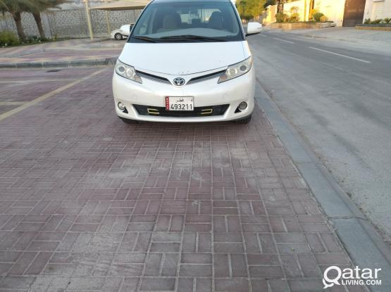 Toyota Previa 2012