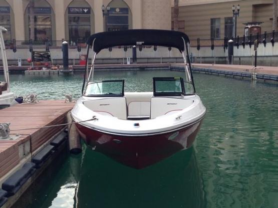 Sea Ray 190 Sport 2014 Model